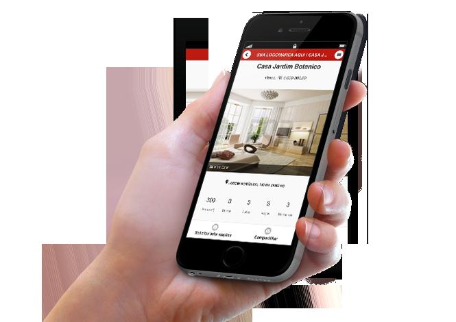 Site imobiliário mobile e responsivo