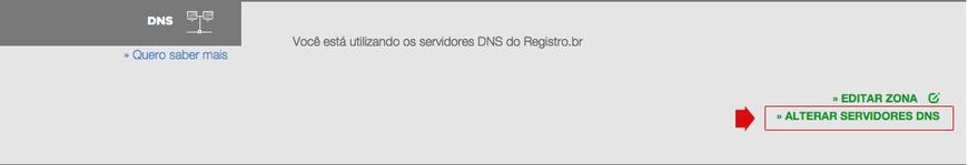 dns passo 3 registro.br