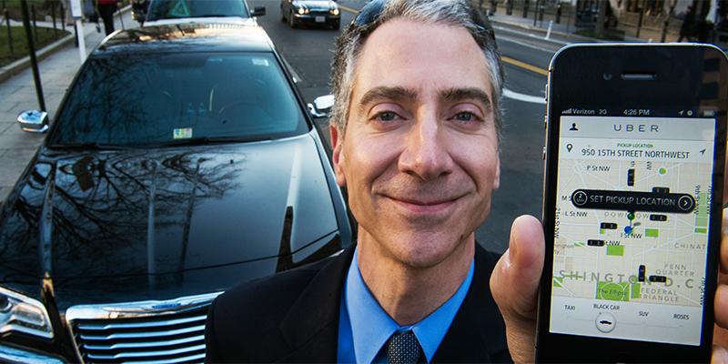 Como o Uber pode ajudar corretores de imóveis