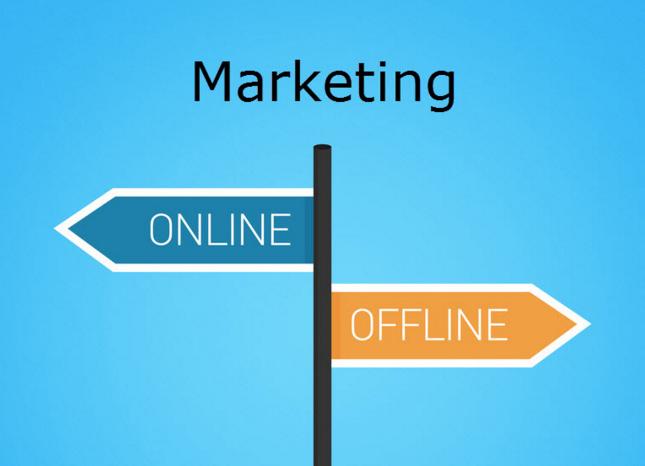 Como marketing offline e online podem atuar em conjunto