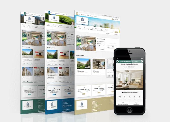 Como montar um site imobiliário exemplar